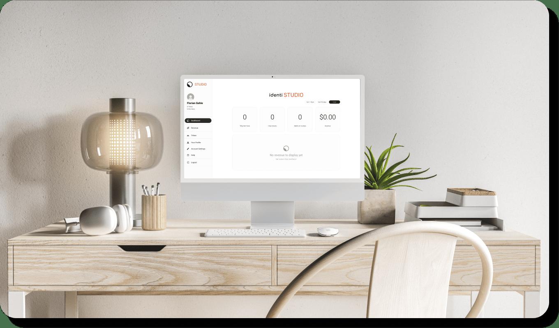 Studio iMac Pro